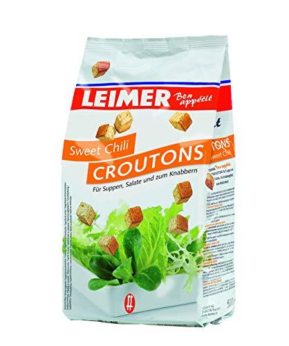 Leimer Croutons Sweet Chili, 500 g, 037971