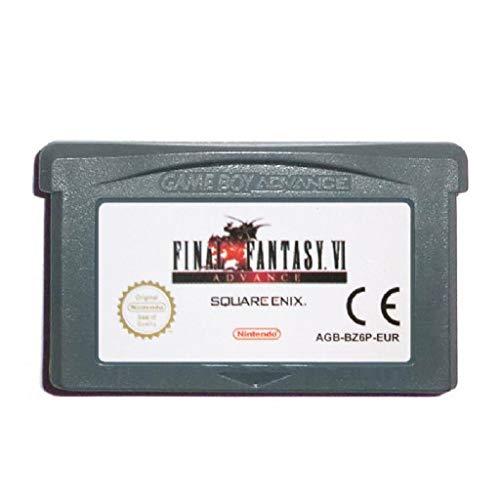 Jhana safety Final Boston Mall Fantasy VI Advance 32 Bit for EUR Game GBA Nintendo