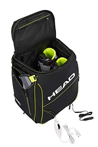 Head Heatable Bootbag - Bolsa para Botas de esquí, Color Negro, tamaño Talla única