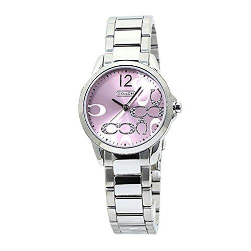 コーチ COACH ニュークラシックシグネチャー 14501617 レディース 腕時計 時計 [並行輸入品]