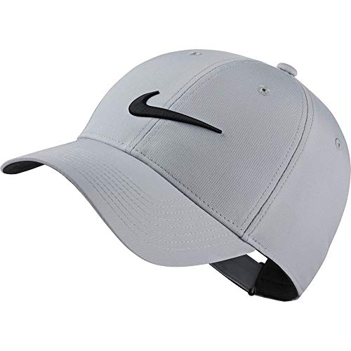 Nike L91 Cap Tech, Wolf Grey/Anthracite/Black, One Size