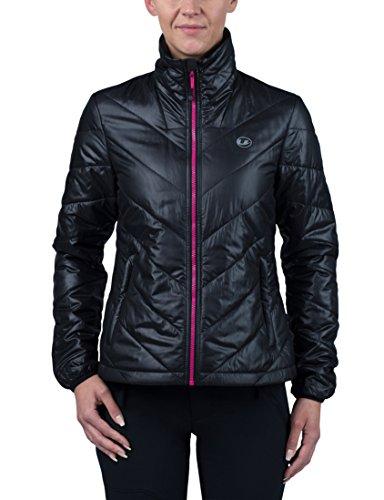Ultrasport Advanced Lorma damesjack, voor het hele jaar, als onderjack, midlayer of solojas, ski-jack, snowboardjas, thermische jas, lichte en dunne gewatteerde jas, met opbergzak