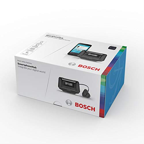Bosch COBI.Bike Nachrüst-Kit SmartphoneHub Hub inkl. Universal Mount Bedieneinheit Compact schwarz Set