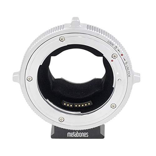 'Metabones Canon EF Cine E-Mount Black/Chrome