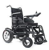 DLC Aleación de Aluminio Importada Plegable Refuerzo Inteligente de Alta Gama Obeso Discapacitado Parapegic de Mediana Edad Scooter Eléctrico para Silla de Ruedas