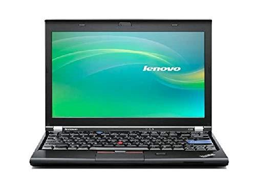 Lenovo ThinkPad X220 12.5 Inch Laptop - Intel Core i5-2520m 2.5GHz 4GB RAM 128GB SSD Windows 10 (Renewed)