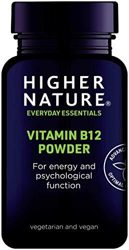 Higher Nature Sublingual Vitamin B12 Hi Potency 30 gm