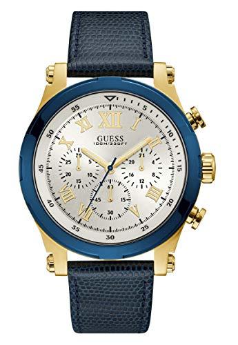 Guess W1105G1 Heren anker horloge