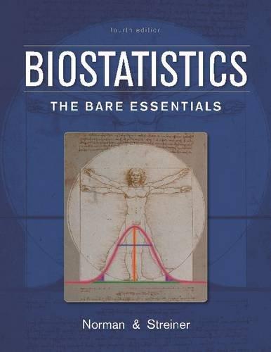 Download Biostatistics: The Bare Essentials 1607951789