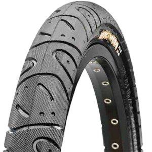 Maxxis Tire Hookworm Single Ply 26 x 2.5 Black Steel