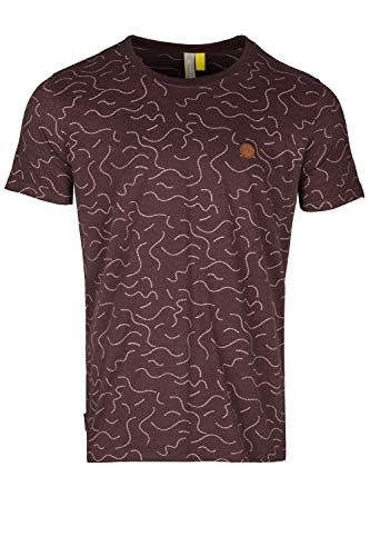 alife and Kickin NicAK T-Shirt S, puce