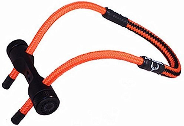 LOC mat-loc Ultra Handgelenk Sling System Orange von Loc OutdoorZ