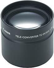 Canon TC-DC52A Tele Converter Lens for A80, A95, A510, A520, A540 & A570IS Digital Cameras