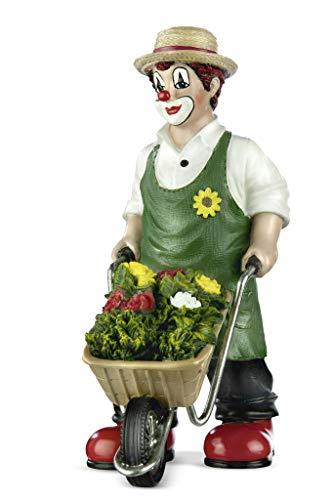 Gildeclown Figur Gartenglück