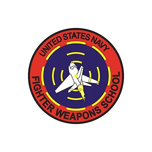 Navy Fighter wapen stickers voor auto, school, geschikt voor Van Rv Car Truck Pinup creatieve stickers