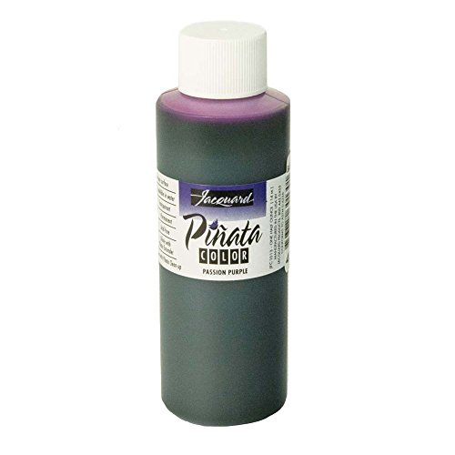 Jacquard : Piñata : Alcohol Ink : 4oz (118ml) : Passion Purple 013 : Ship By Road Only