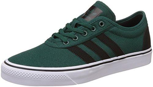 adidas Adi-Ease - Zapatillas Deportivas para Unisex, Verde - (VERUNI/Negbas/FTWBLA) 40 2/3