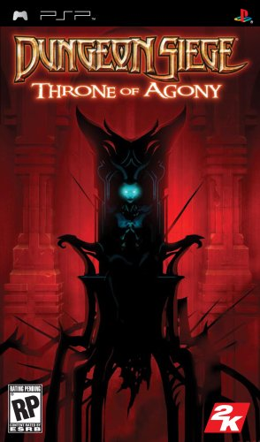 Dungeon Siege: Throne of Agony - Sony PSP