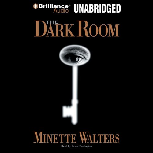 The Dark Room audiobook cover art