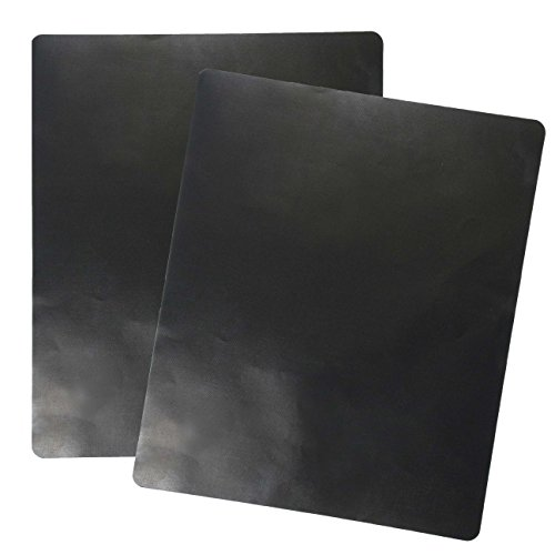Charcoal Companion CC4134 Reusable Barbecue Flex Grill Sheets and Mats, Set of 2, Standard
