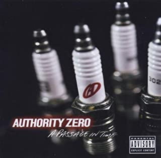 A Passage in Time by Authority Zero Enhanced edition (2002) Audio CD