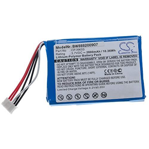 vhbw Batería Recargable Compatible con Harman/Kardon Esquire 2 Altavoces, Cajas acústicas, bafles...