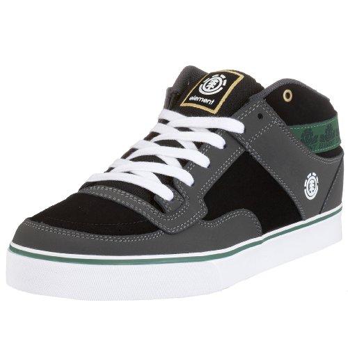 Element Griggs EGRIB 103 Chaussures de Sport pour Homme - Gris - Gris - Black6666, 44.5 EU