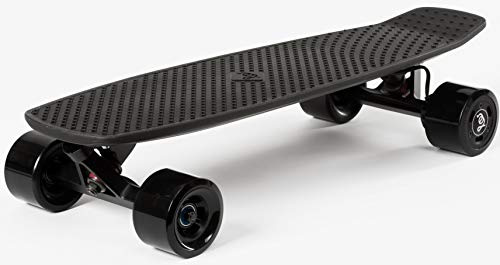 SOFLOW Unisex Jugend Lou 1.0 E-Skateboard, Schwarz, One Szie