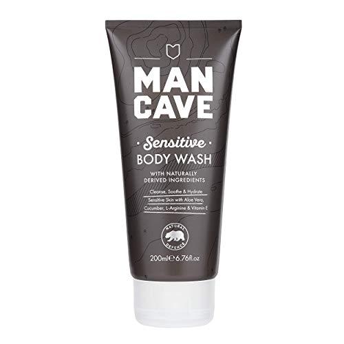 ManCave Sensitive Body Wash