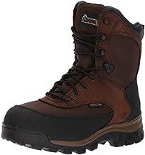 Rocky Men's Core Waterproof Boots,Brown,10.5 W