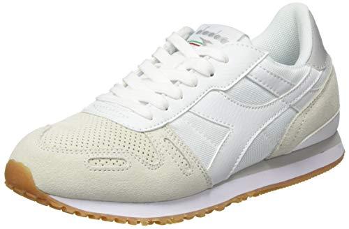 Diadora Titan Wn Soft, Zapatillas de Gimnasia Mujer, Blanco (White 20006), 40.5 EU