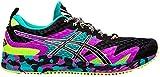 ASICS Gel-Noosa Tri 12, Zapatillas de Running Mujer, Negro, 37.5 EU