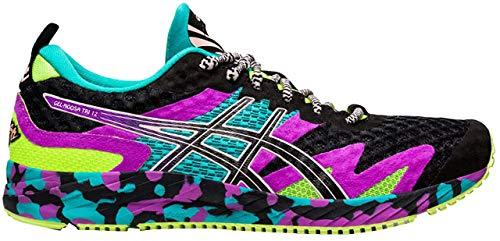 ASICS Gel-Noosa Tri 12, Zapatillas de Running Mujer, Negro, 39 EU