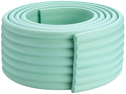 BabyElf Corner Protectors for Kids, 2M Bumper Safety Edge & Corner Guards, Extra Thick & Wide Table Corner Protectors for Baby Safety(Green)