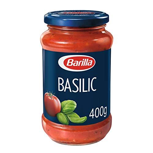 Barilla Pastasauce Basilico – Basilikum-Sauce 6er Pack (6x400g)