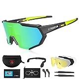 X-TIGER Gafas de Ciclismo (JPC03)