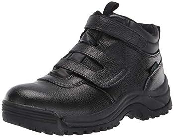 Propet Men s Cliff Walker Strap Hiking Boot Black 13 XX-Wide