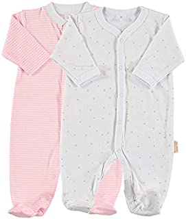 Amazon.es: bebe recien nacido - 20 - 50 EUR / Pijamas enteros / Ropa ...