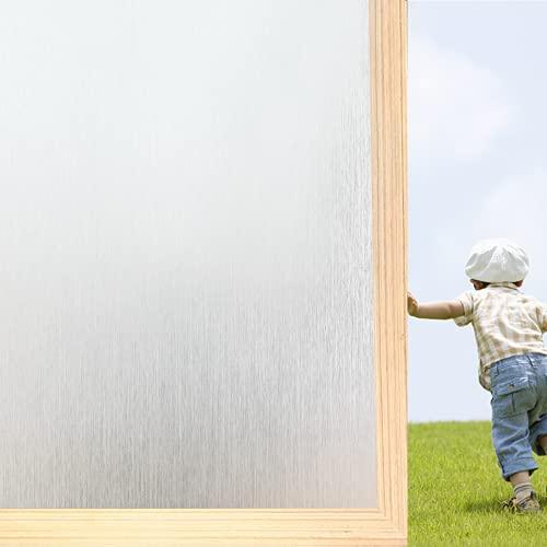 Privacy Window Film Geen Lijm Frosted Glass Sticker voor Home Office Statische Anti-UV Window Paper Decoratieve…