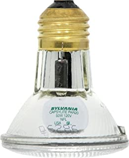 Sylvania 14502 50 Watt PAR20 Narrow Flood Light Bulb / 30 Degree Beam Spread / 120 Volt / 50PAR20 (B0002BCJ6A) | Amazon price tracker / tracking, Amazon price history charts, Amazon price watches, Amazon price drop alerts