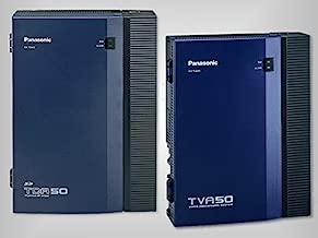 Panasonic KX-TDA50G Digital/Hybrid Voice Processing Phone System + Panasonic KX-TVA50 Voice Mail System