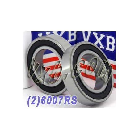 6007-2RS Sealed Bearing 35x62x14 Ball Bearings 8505