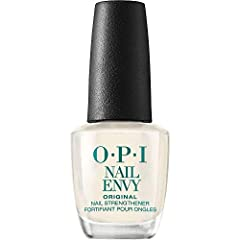 PROVIDES MAXIMUM NAIL STRENGTHENING with hydrolyzed wheat protein and calcium for harder, longer, stronger, natural nails to envy Awards: Sunday Times Style Beauty Awards 2015, Best Beauty Awards 2015 NAIL STREGTHENER with added calcium and protein t...