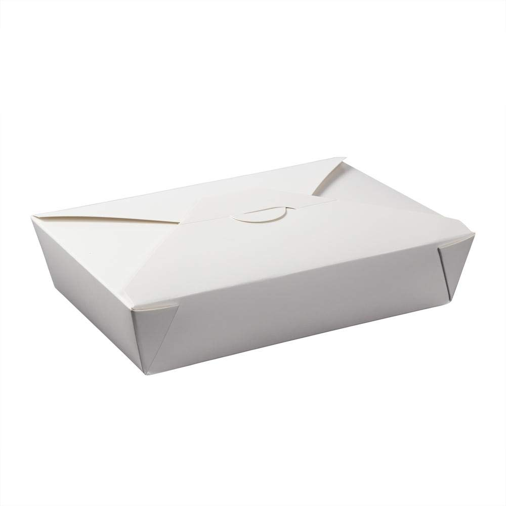Eco-Friendly Microwavable Take Max 64% OFF Out Oakland Mall Kraft Boxes Eas Luch