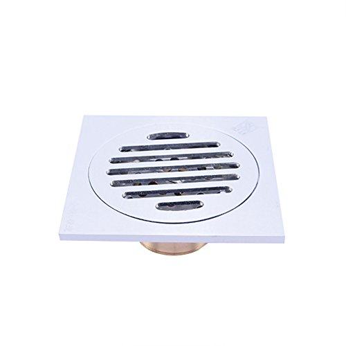 ZREAL Afvoerdouche, badkamerdouche, bodemafvoer voor geurstop en douchesysteem voor regengoot Een