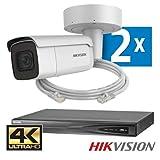 Hikvision Bullet - Cámara de vigilancia (4 K)