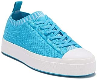 Native Kids Shoes Jefferson 2.0 Liteknit (Toddler/Little Kid) Surfer Blue/Shell White 8 Toddler