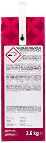 Marca Amazon – Presto! Detergente color en polvo, 120 lavados (3 Packs, 40 cada uno)