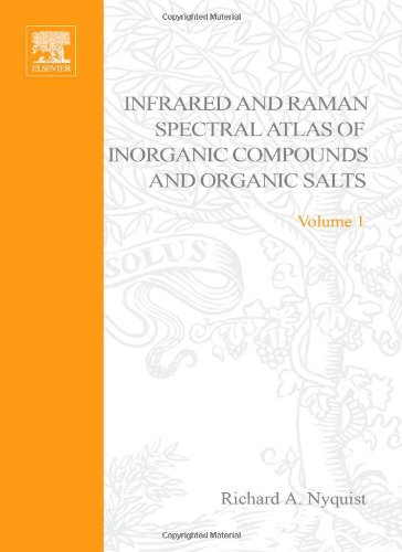 Handbook of Infrared and Raman Spectra of Inorganic Compounds and Organic Salts: Text and Explanations (Infrared Raman Spectral Analysis of Inorganic Compunds & Org)