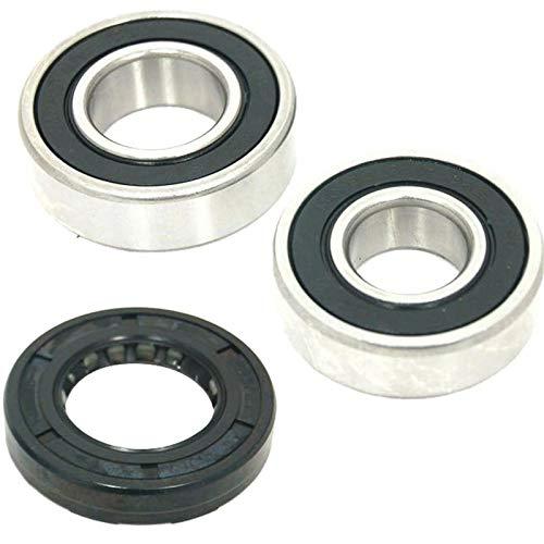 Spares2go Kit de rodamientos de tambor y sellado de aceite para ...